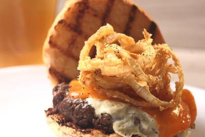 Peppercorn Burger com 30% de desconto