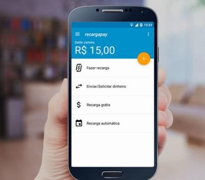 Ganhe R$5 OFF na primeira recarga de seu celular de qualquer operadora!