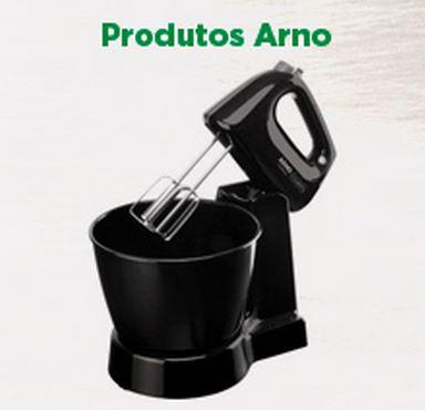 Produtos Arno com até 40% de desconto