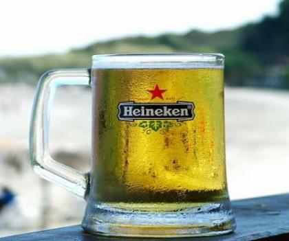 Dose Dupla de Chopp Heineken no Joe & Leo's