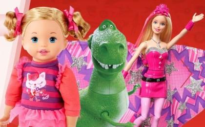 Super Ofertas Mattel: os brinquedos mais procurados com até 67% OFF!