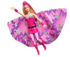 Boneca Barbie Super Princesa - Mattel!