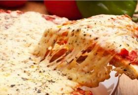 Unidade Vila Mariana: Pizza Mussarela