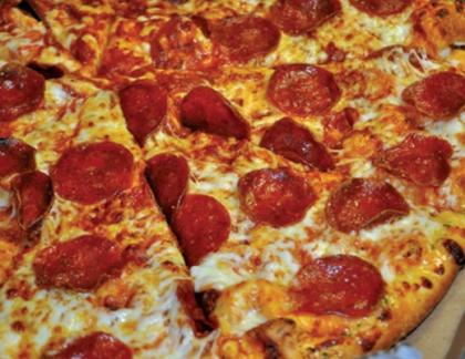 Unidade Vila Mariana: Pizza Pepperone Grande