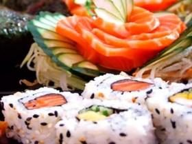 Delicioso Rodízio Japonês por só R$34,90