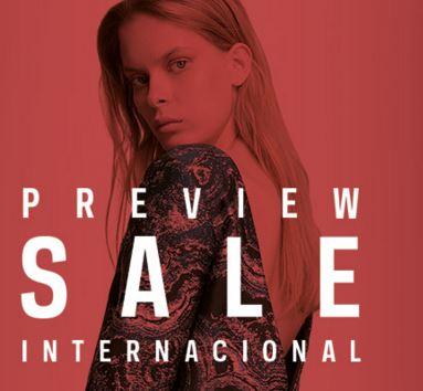 Preview Black Friday: peças femininas das principais marcas internacionais!