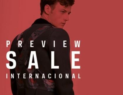 Preview Black Friday: peças masculinas das principais marcas internacionais!