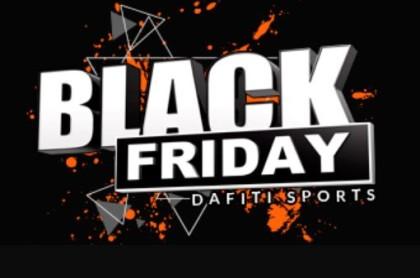 Black Friday Dafiti Sports: até 80% OFF + Cupom de 10% OFF extra!