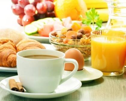 Delicioso Café da Manhã Self-service ♥