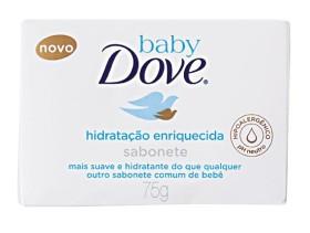 30% de desconto: Sabonete Infantil Baby DOVE 75g!