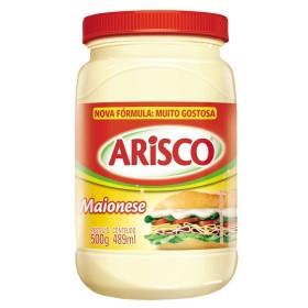 30% de desconto: Maionese Tradicional ARISCO Pote 500g!