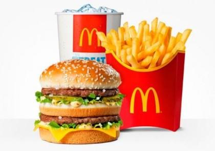 2 McOfertas Médias Big Mac por R$29,00