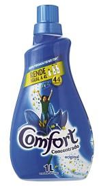 30% de desconto: Amaciante Concentrado COMFORT Original 1 Litro!