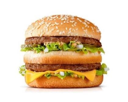 Big Mac 2x1: Pague 1 leve 2