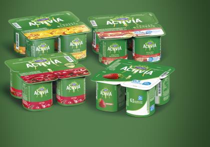 #desafioActivia: Iogurte com Polpa ACTIVIA 400G –  Leve 4 Pague 3!