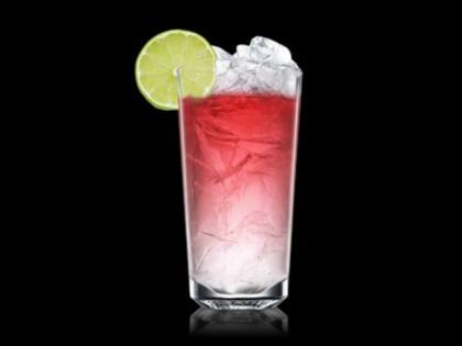 50% OFF: Drink Cape Cod (Vodka Absout, Suco de Cranberry, Limão)