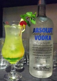 50% OFF: Drink Finnegans Exotic com Absolut
