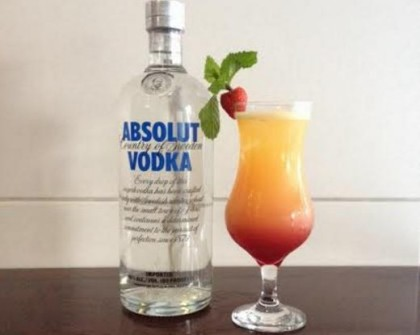 50% OFF: Drink Sex On The Beach com Absolut