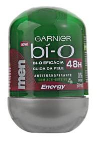 20% OFF: Desodorante Roll On GARNIER Bí-o Masculino 50ml!