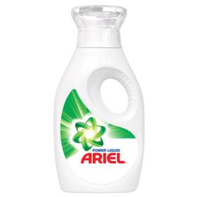 50% OFF: Ariel Power Líquido 630ml