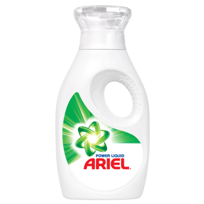 50% OFF: Ariel Power Líquido 630ml
