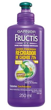 40% OFF: Creme para Pentear GARNIER Fructis Cachos Poderosos 250ml