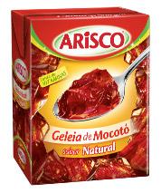 30% de desconto: Geleia de Mocotó Vários Sabores ARISCO Caixa 220g!