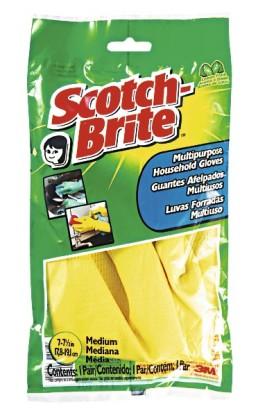 30% de desconto: Luva Forrada Multiuso vários tamanhos SCOTCH BRITE!