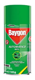 30% OFF: Inseticida Baygon Automatic Advanced Refil 185G!