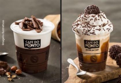 50% OFF: Café Brigadeiro ou Café Avelã