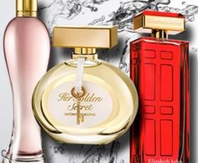 Cupom de 30% OFF em Perfumes (nas compras a partir de R$179)