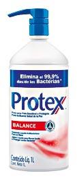 30% de desconto: Sabonete Líquido PROTEX Balance para Mãos 1 Litro!