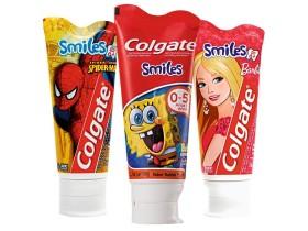 30% de desconto: Creme Dental Infantil COLGATE vários tipos 100g!