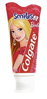30% de desconto: Creme Dental Infantil COLGATE Barbie 100g!