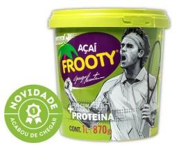 20% de desconto: Açaí FROOTY Guga Kuerten com Proteína Pote 1L!
