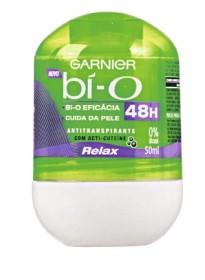 20% de desconto: Desodorantes Roll On GARNIER Bí-o Feminino 50ml!