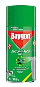 30%: Inseticida Baygon Automatic Advanced Refil 185G!