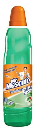 30% de desconto: Limpador para Casa Perfumado Mr MUSCULO 500ml!