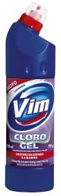 30% de desconto: Limpador VIM para Uso Geral com Cloro Gel Lavanda 750ml!
