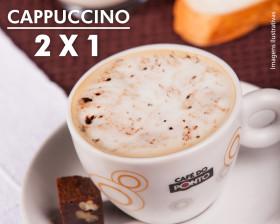 Cappuccino – Leve 2 e Pague 1