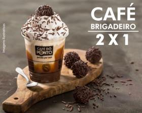 Café Brigadeiro – Leve 2 e Pague 1