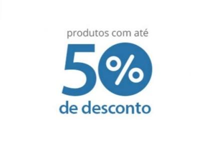 Saldão Walmart: produtos com até 50% OFF