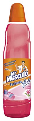 30% OFF: Limpador para Casa Perfumado Mr MUSCULO 500ml!