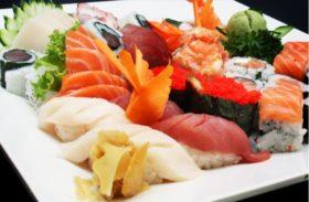 Almoço: Delicioso Rodízio Japonês tradicional para 1 pessoa