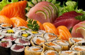 Rodízio Japonês Especial + Petit Gateau para 1 pessoa