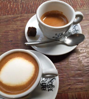 Espresso ou Macchiato 2×1: Pague 1 e leve 2