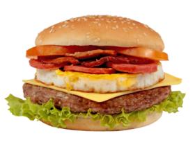 Todo o cardápio do Point Burger com 20% de desconto