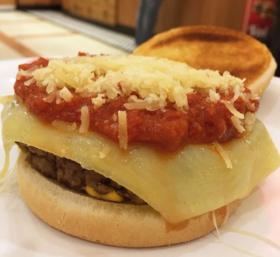 Parmegiano + Batata Grande + Refrigerante Refil