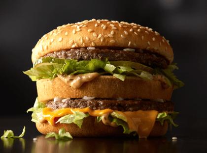 Big Mac com 50% de desconto