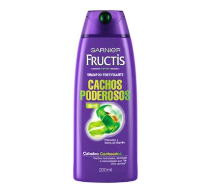 40% OFF: Shampoo Garnier Fructis Cachos Poderosos 200ml
